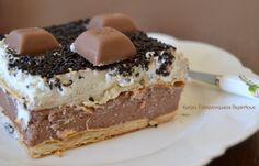 Σοκολατένιο γλυκό ψυγείου με cream crackers - cretangastronomy.gr Cream Crackers, Tiramisu, Banana Bread, Sweets, Ethnic Recipes, Desserts, Food, Anna, Essen