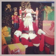 Photos with Santa only $5 Grand Prairie, Santa, The Originals, Holiday Decor, Photos, Pictures