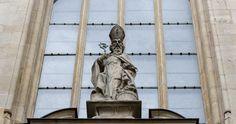 https://flic.kr/p/yCktE8 | Hellegen Niklos / Nikolaus av Myra / Mikołaj z Miry | Kathedrale unserer lieben Frau von Luxemburg