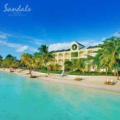 Peaceful place! #SandalsNegril