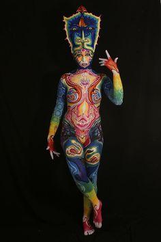Johannes Stötter Fine Art Bodypainting Gallery and Prints Johannes Stoetter, World Of Wearable Art, Animal Makeup, Body Art Photography, Most Famous Artists, Nature Artists, Human Art, Body Painting, Painting Art