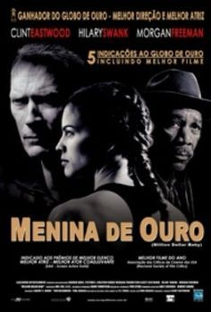 """Million Dollar Baby"" - Menina de Ouro, 2004 by Clint Eastwood (Thx Cris) Good Movies To Watch, Two Movies, Cinema Movies, Series Movies, Movie Theater, Film Movie, Movies And Tv Shows, Cinema Posters, Movie Posters"