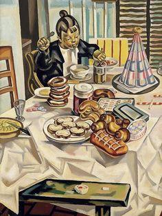 «La golosa» (1924), de María Blanchard
