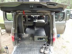 17 days in my Micro Camper - Honda Element Owners Club Forum