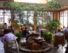 The Real Meaning of GREEN: Company Interview with Cafe Flora - Seattle, WA  #green #sustainability #rmogreen