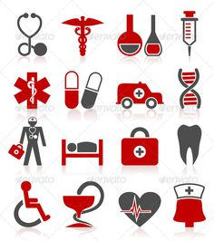 Medical a symbol Set of icons on a theme medicine. A vector illustration Created: GraphicsFilesIncluded: VectorEPS Layered: No MinimumAdobeCSVersion: CS Tags: bacterium Medical Clip Art, Medical Symbols, Medical Icon, Game Textures, Health Symbol, Angel Tattoo Designs, Bullet Journal Art, Care Logo, Symbol Design
