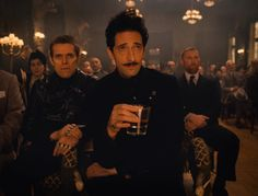 The Grand Budapest Hotel (2014) ammgg adrien brody is so attractive
