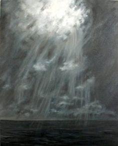 Light in the Storm, Joseph Ebberwein Art