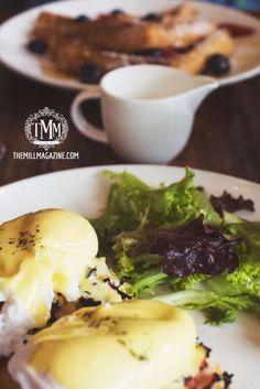 Sunday BRUNCH. #brunch #cltrestaurants #foodporn #supportlocal #smallbusiness #themillmag #clt #yorkcountysc