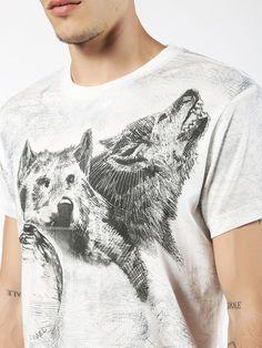 Diesel T DIEGO DH T Shirt | Diesel Online Store