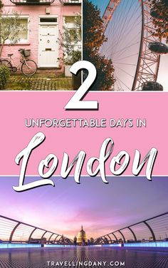 Spend two unforgettable days in London (Great Britain) without breaking the bank! Lets's see all the free things you can do: who said that London is too expensive? With our tips it isn't! | #Europe #London #GreatBritain #UK
