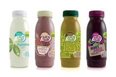 Tesco Juice Bar on Packaging of the World - Creative Package Design Gallery Juice Branding, Juice Packaging, Cool Packaging, Food Packaging Design, Beverage Packaging, Bottle Packaging, Packaging Design Inspiration, Organic Packaging, Brand Packaging