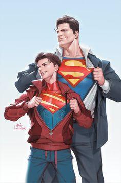 Clark Kent, Comic Book Artists, Comic Books Art, Comic Art, Superman Art, Superman Family, Batman, Lois Lane, Zack Snyder Justice League