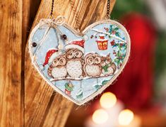 "VBS Deko-Schild ""Herz"", Holz 