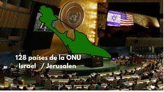 128 países de la ONU aprueba una resolución para que EE.UU. revierta su ...
