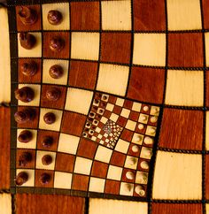 Fractal Chess Board
