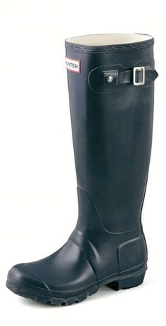204542002963 Hunter Boots Original Hunter Wellington Rain Boots. A must have if you live  anywhere it