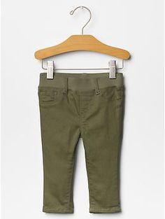 GAP Baby Pull-on legging jeans