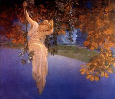 Love Maxfield Parrish!
