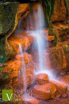 """THE"" Yellow Spring, Glen Helen, Yellow Springs, Ohio"