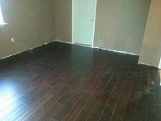 ENGINEERED Hardwood Floor Maple Cognac