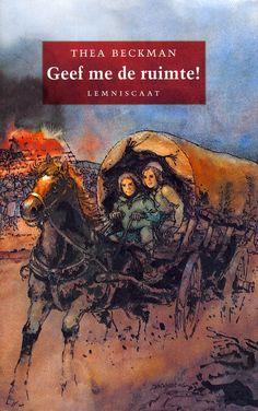 Thea Beckman - Geef me de ruimte! 1e deel van de trilogie over de 100-jarige oorlog tussen Frankrijk en Engeland (1337 - 1453)