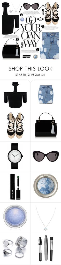 """Yoins #9"" by katarinamm ❤ liked on Polyvore featuring Christian Dior, Givenchy, MAC Cosmetics, Wolf & Moon, Sephora Collection, yoins, yoinscollection and loveyoins"