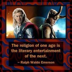 The religion of one age is the literary entertainment of the next.religion and… Anti Religion, Religion And Politics, Secular Humanism, Atheist Quotes, Truth Hurts, Christianity, Spirituality, Bible, Faith