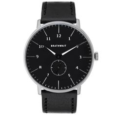 The Minimalist Luminous Steel Wrist Watch: Melano top grain Italian leather strap Fine Watches, Cool Watches, Watches For Men, Men's Watches, Grey Leather, Calf Leather, Stainless Steel Mesh, Stylish Watches, Second Hand