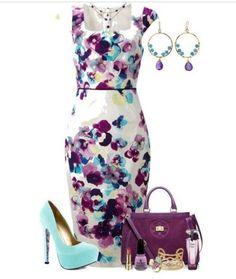 Spring color combination