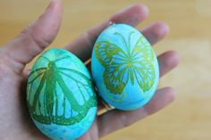 Easter Egg Decorating Ideas Children