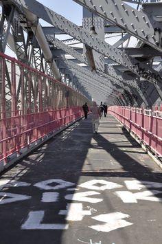 Williamsburg Bridge, New-York