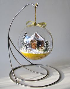 3d Christmas Ornament