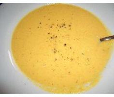 Rezept Möhren-Blumenkohl-Suppe von K.L. - Rezept der Kategorie Suppen