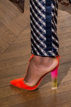 Schiaparelli Couture, Spring 2017 - The Most Coveted Shoes on the Paris Couture Runways - Photos