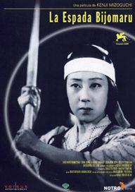 La espada Bijomaru (1945) Xapón. dir.: Kenji Mizoguchi. Drama - DVD CINE 2132-III