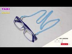 Takı Tasarımı-Çiçekli Gözlük İpi Yapımı-Basit Ve Kolay Gözlük İpi Yapımı(DETAYLI VE SESLİ ANLATIM) - YouTube Diy Schmuck, Schmuck Design, Necklace Set, Beaded Necklace, Beaded Bracelets, Youtube Tags, Youtube Youtube, Beaded Lanyards, Peyote Stitch