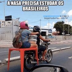 Chama a Nasa para os brasileiros