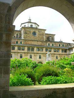 Samos , monasterio. #Galicia
