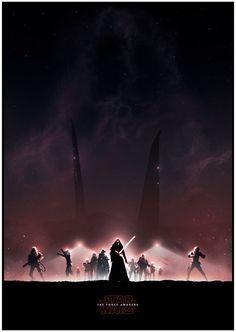Star Wars Episode VII: The Force Awakens (Dark)