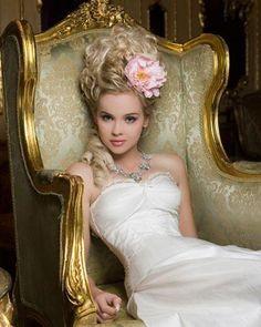 Barock / Rokoko - 17./18 Jahrhundert / Marie Antoinette Hochzeit Inspiration