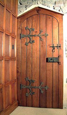 Castle doors | Custom Castle Doors Handmade, From Solid Wood, Forever Warranty