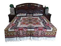 Mandala Tapestry Cotton Bed Cover Paisley Floral Mandala Indi Hippie Bedspread 3p Set Mogul Interior http://www.amazon.com/dp/B010VCM35Q/ref=cm_sw_r_pi_dp_Meftwb0J0VJHM