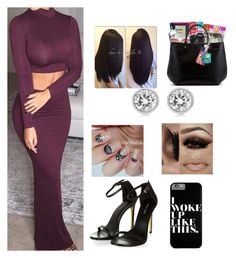 """Out For Dinner Date"" by qeens ❤ liked on Polyvore featuring moda e Michael Kors"