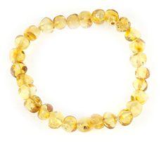 Adult Baroque Amber Bracelet Amber Bracelet, Copper Bracelet, Healing Bracelets, Baltic Amber Teething Necklace, Health Bracelet, Carpal Tunnel, Honey Colour, Arthritis, Anklets