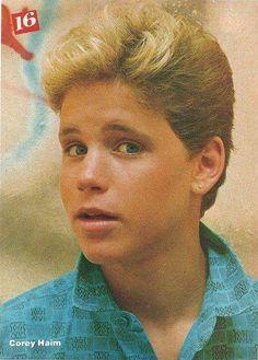 Corey Ian Haim 1971-2010 Sam Heughan, 80s Movies, Good Movies, Corey Feldman Corey Haim, The Lost Boys 1987, Nostalgia, Girls Time, Gorgeous Men, Cute Guys