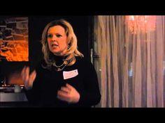 Georgina Jones (Turn Lights On) at Cardiff Open Coffee by Hero Business Club