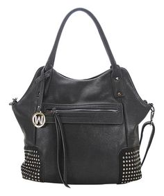 Love this Black InStyle Tote on #zulily! #zulilyfinds