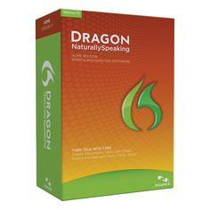 Use your voice to turn talk into type. Nuance Dragon NaturallySpeaking Version 12 Home Edition for Windows #Nuance