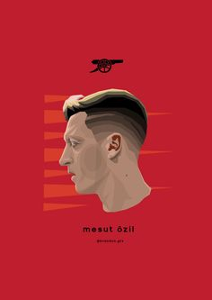 Mesut Özil @brandon.gfx